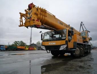 Автокран 70 тонн  XCMG