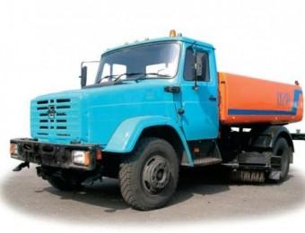 Поливомоечная машина КО-713